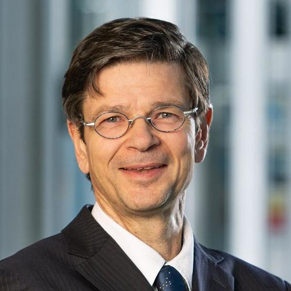 Portrait Prof. Dr. Andreas Koch
