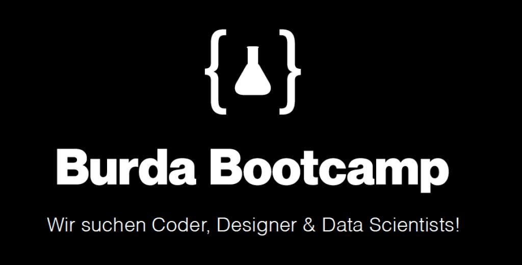 Teaser Bild für den Beitrag zum Burda Bootcamp in den Medienmaster News