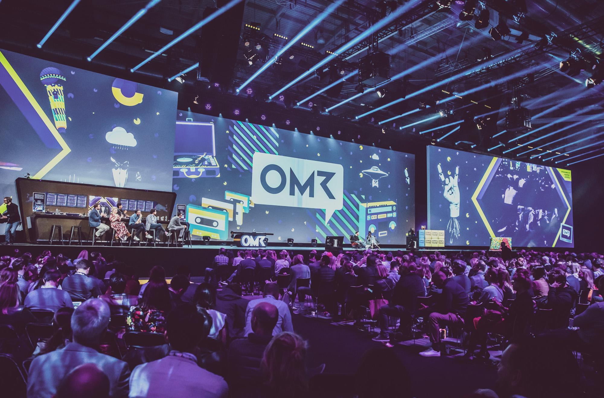 Das OMR Festival 2019 in Hamburg
