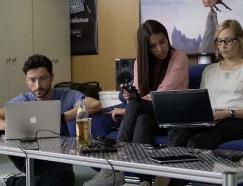 Audiovisuelle Medien – Schwerpunkt Interaktive Systeme / Games