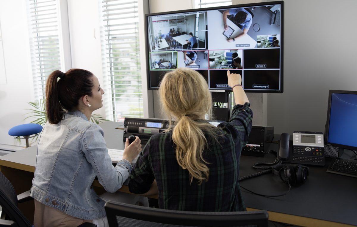 Schwerpunkt Film Fernsehen Audiovisuelle Medien Master