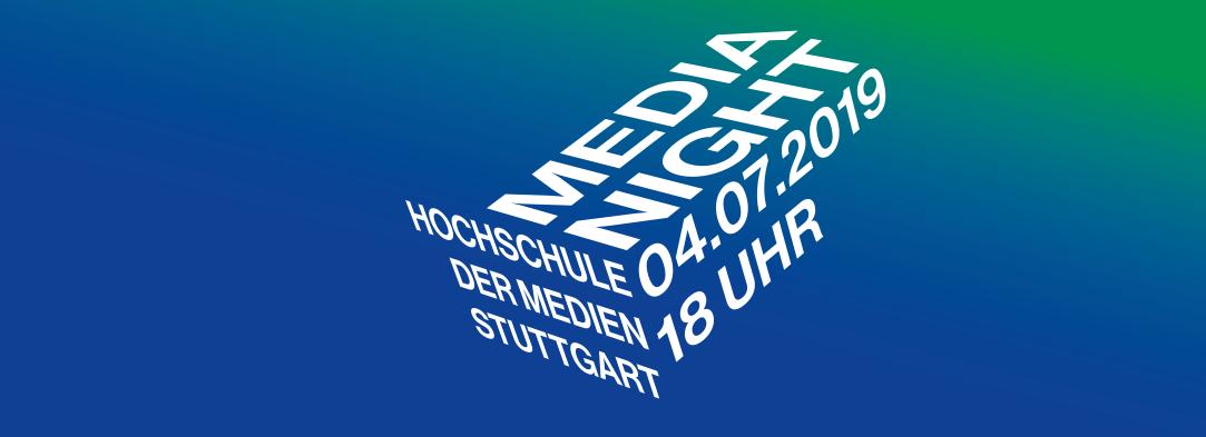 MediaNight an der HdM
