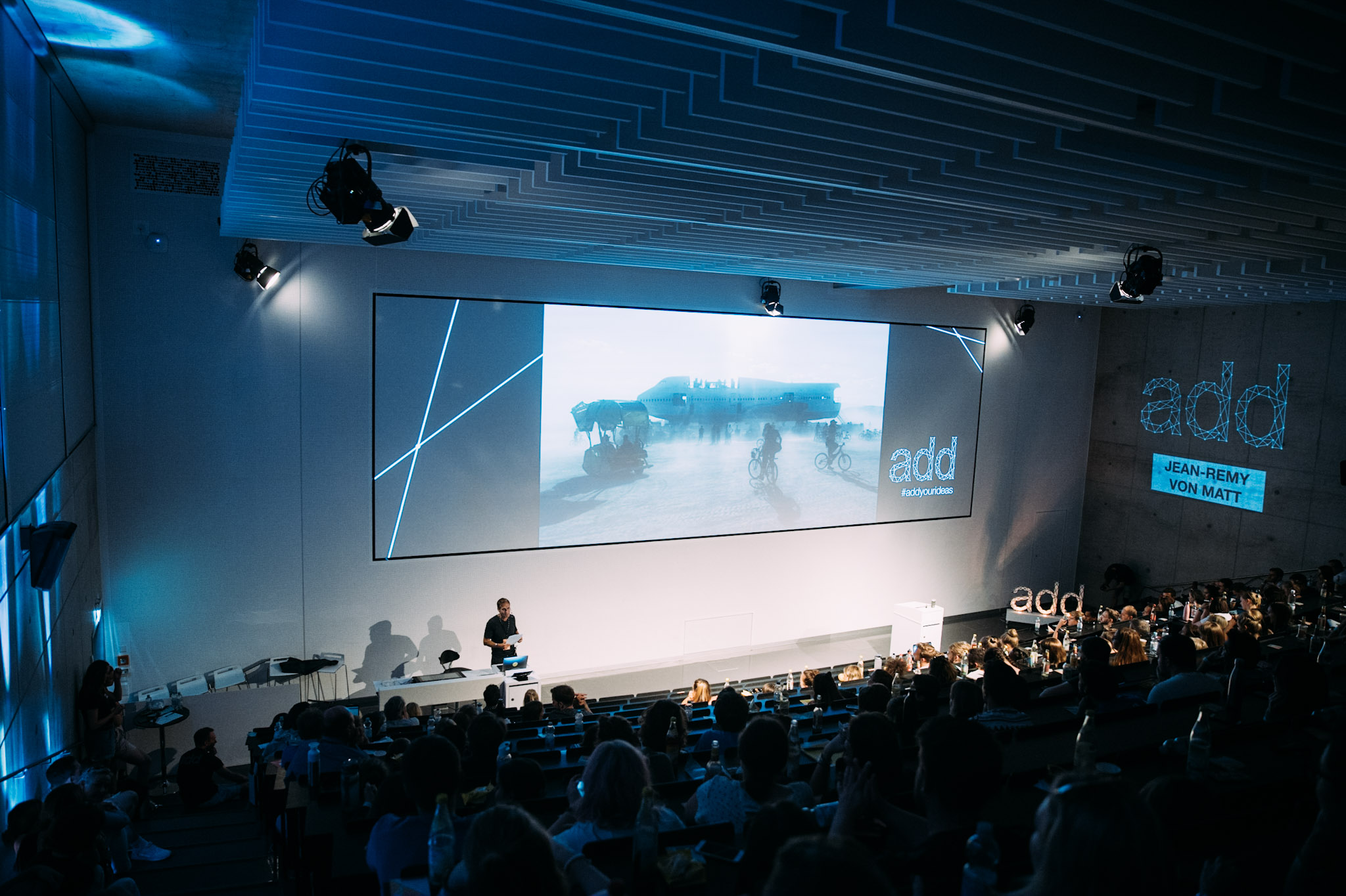 Hochkarätige Speaker bei der add conference